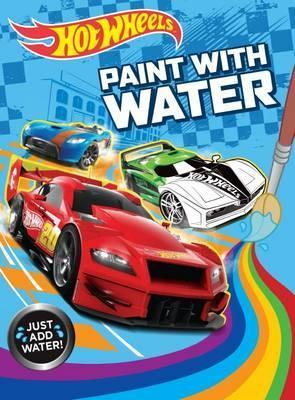 Hot Wheels Paint with Water