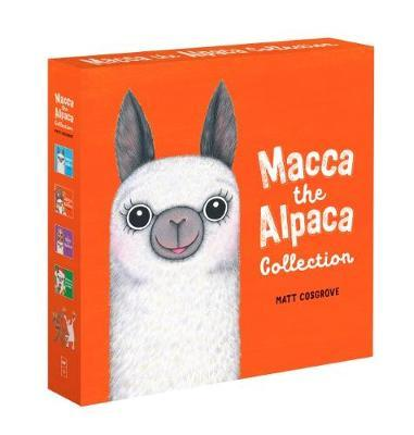 Macca the Alpaca Collection