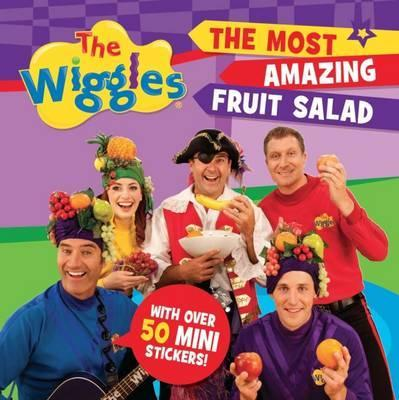 Wiggles 8x8 Storybook - The Most Amazing Fruit Salad : Pty ...