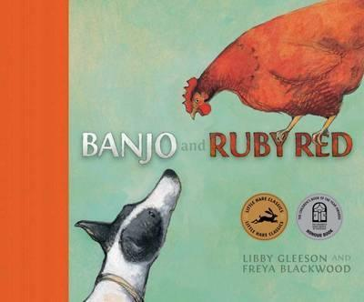 Banjo and Ruby Red Cover Image