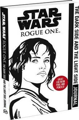 Rogue One - Dark Side and the Light Side Journal