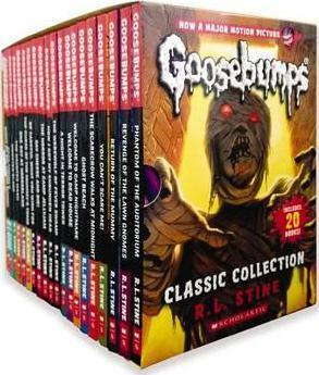 Goosebumps: Classic Collection (#1-20)