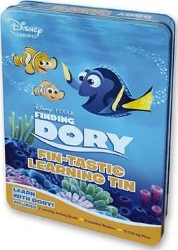 Disney Learning: Finding Dory: Fin-tastic Learning Tin