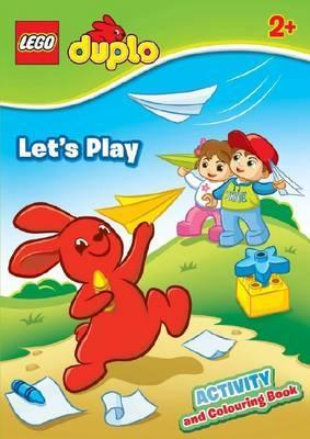 LEGO Duplo: Let's Play Colouring and Activity Book #2