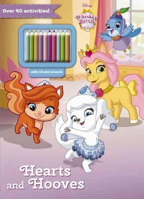Whisker Haven: Hearts and Hooves Activity Book