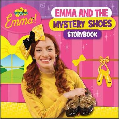 The Wiggles: Emma and the Mystery Shoes Storybook