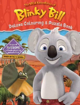 Blinky Bill TV Deluxe Colouring and Puzzle Book