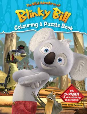 Blinky Bill TV Colouring and Puzzle Book