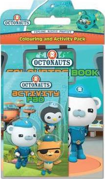 Octonauts: Colouring and Activity Pack