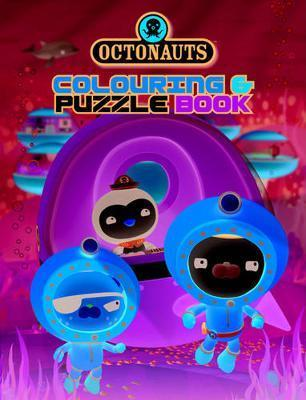 Octonauts: Colouring and Puzzle Book