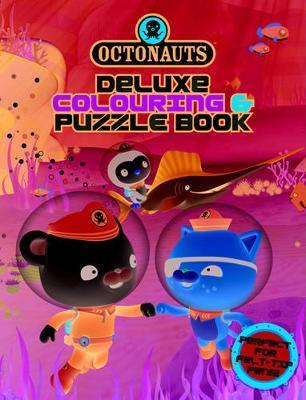 Octonauts: Deluxe Colouring and Puzzle Book