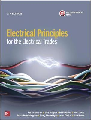 electrical principles + electrical wiring practice (with connect, ebook)  (pack) : j. jenneson : 9781760421038  book depository