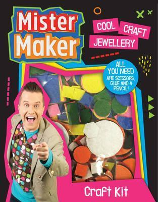 Mister Maker Craft Kit Cool Craft Jewellery
