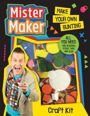 Mister Maker Craft Kit Make Your Own Bunting