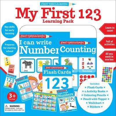 My First 123 Learning Pack
