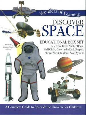 Discover Space Educational Box Set