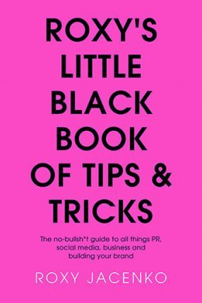 Roxy'S Little Black Book of Tips and Tricks Cover Image