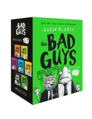 Bad Guys 1-7 Toycat