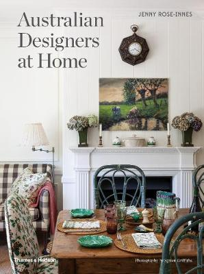 Australian Designers at Home Cover Image