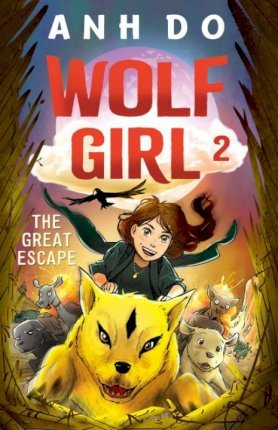 The Great Escape: Wolf Girl 2 Cover Image