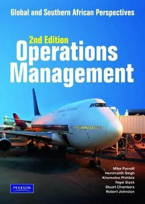 Operations management: Global and Southern African perspectives : N