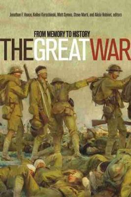 The Great War  From Memory to History