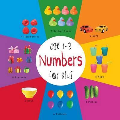 Numbers for Kids Age 1-3 (Engage Early Readers