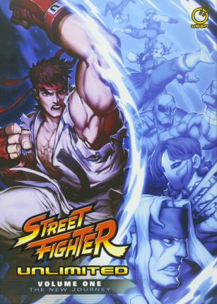 Street Fighter Unlimited: The New Journey Volume 1