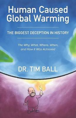 Human Caused Global Warming Cover Image