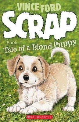 Scrap Bk 1  Tale of a Blond Puppy