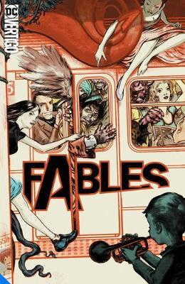Fables Compendium One Cover Image