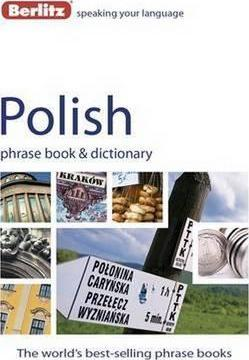 Berlitz Phrase Book & Dictionary Polish