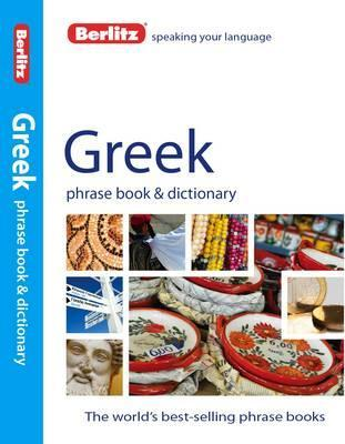 Berlitz Phrase Book & Dictionary Greek