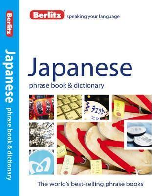 Berlitz: Japanese Phrase Book & Dictionary
