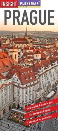 Insight Flexi Map: Prague