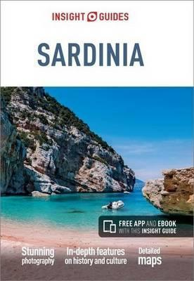 Insight Guides Sardinia Cover Image