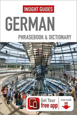 Insight Guides Phrasebooks: German