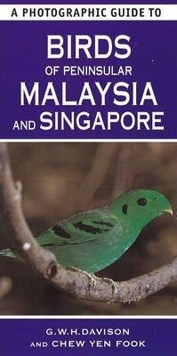 A Photographic Guide To Birds Of Peninsular Malaysia And