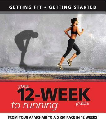 Your 12-week Guide to Running