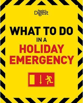 What to Do in a Holiday Emergency