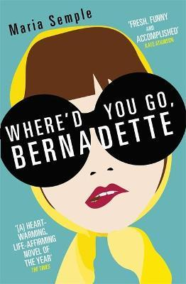 Image result for where'd you go bernadette book depository