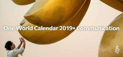 Amnesty One World Calendar 2019