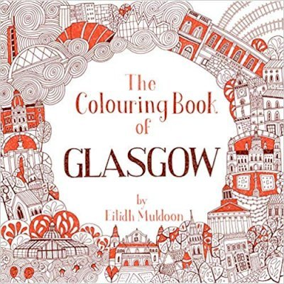 The Colouring Book of Glasgow