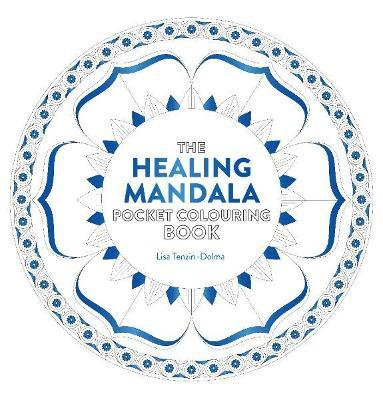 The Healing Mandala Pocket Colouring Book