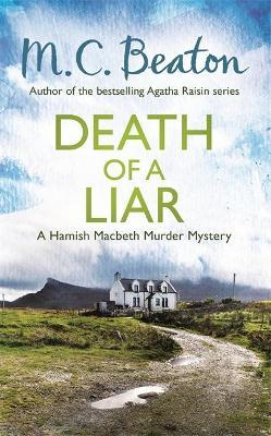 Death of a Liar Cover Image