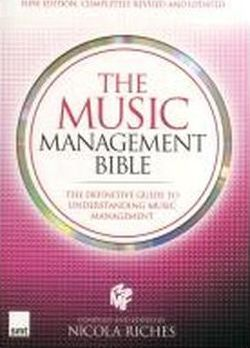 The Music Management Bible 2012