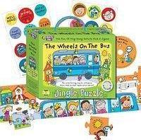WHEELS ON THE BUS JINGLE PUZZLE