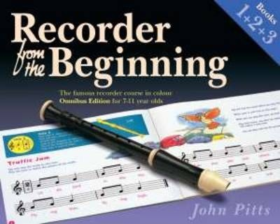 Recorder from the Beginning: Books 1 + 2 + 3