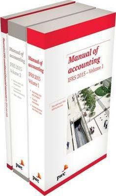 manual of accounting ifrs 2015 pack pwc 9781780438115 rh bookdepository com ifrs manual of accounting 2014 pdf pwc manual of accounting ifrs 2014 free download