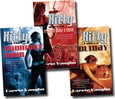 Kitty Norville Collection And The Midnight Hour Goes To Washington
